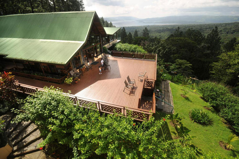 viewpoint - Arenal Volcano National Park