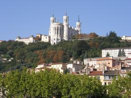 A shot of the Basilique Notre Dame de Fourvière on a sunny day., Tighthead Prop - September 2010