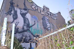 Photo of Berlin Kreuzberg District Tour: Food, Culture and Street Art Building artwork