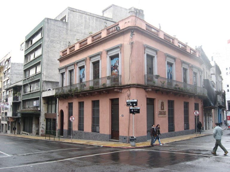 Building - Buenos Aires