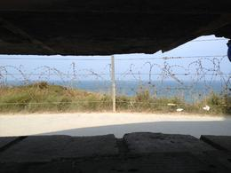 Photo of Paris Normandy D-Day Battlefields and Beaches Day Trip Bunker out Point Du Hoc