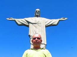 Photo of Rio de Janeiro Corcovado Mountain, Christ Redeemer and Sugar Loaf Mountain Day Tour Chirst The Redeemer
