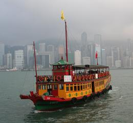 Photo of Hong Kong Hong Kong Sunset Cruise plus Dinner at the Jumbo Floating Restaurant Cocktail Cruise
