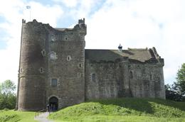 Castle where 'Monty Python and the Holy Grail' was filmed , Rosemary K - June 2014