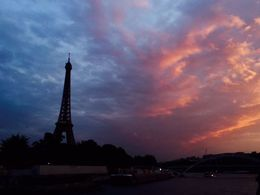 Seine River cruise was insanely beautiful , Susan S - July 2015