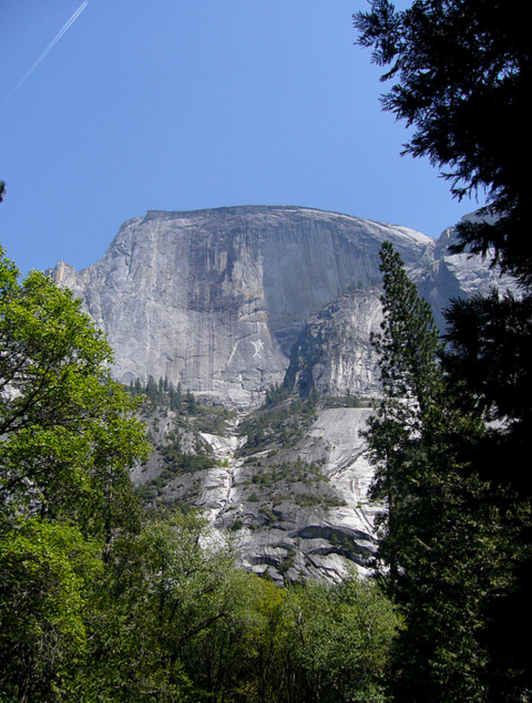 Half Dome Valley Floor - San Francisco