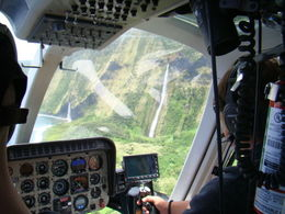 A nice view from the pilot's seat! , LeRoy C - June 2015