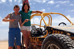 Photo of Las Vegas Mini Baja Buggy Half-Day Tour from Las Vegas Mini Baja Buggy Half-Day Tour from Las Vegas