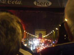 Photo of Paris Paris Evening Tour on an Open-Top Bus On our way Paris Open Top Tour