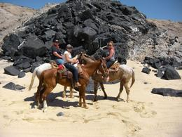 Foto de Los Cabos Los Cabos Horseback Riding Our Group