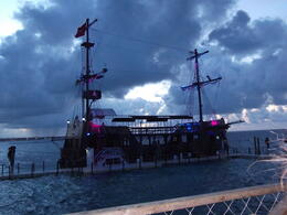 Photo of Punta Cana Punta Cana Pirate Ship Cruise with Dinner Pirate Ship at Night
