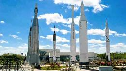 Photo of Orlando Kennedy Space Center at Cape Canaveral Rocket Ship Garden