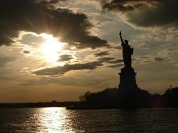 The Statue of Liberty - June 2009
