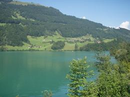 Photo of Zurich Swiss Alps Small Group Day Tour from Zurich View on stop off point