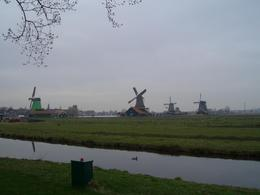 Photo of Amsterdam Amsterdam Super Saver 3: City Tour, Zaanse Schans Windmills, Volendam and Marken Day Trip Windmills