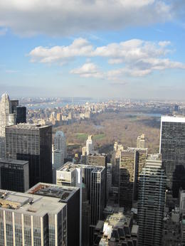 Photo of New York City Top of the Rock Observation Deck, New York 008