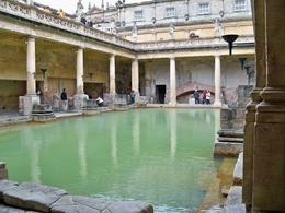 The hot springs of Bath,UK , naash1a - April 2013