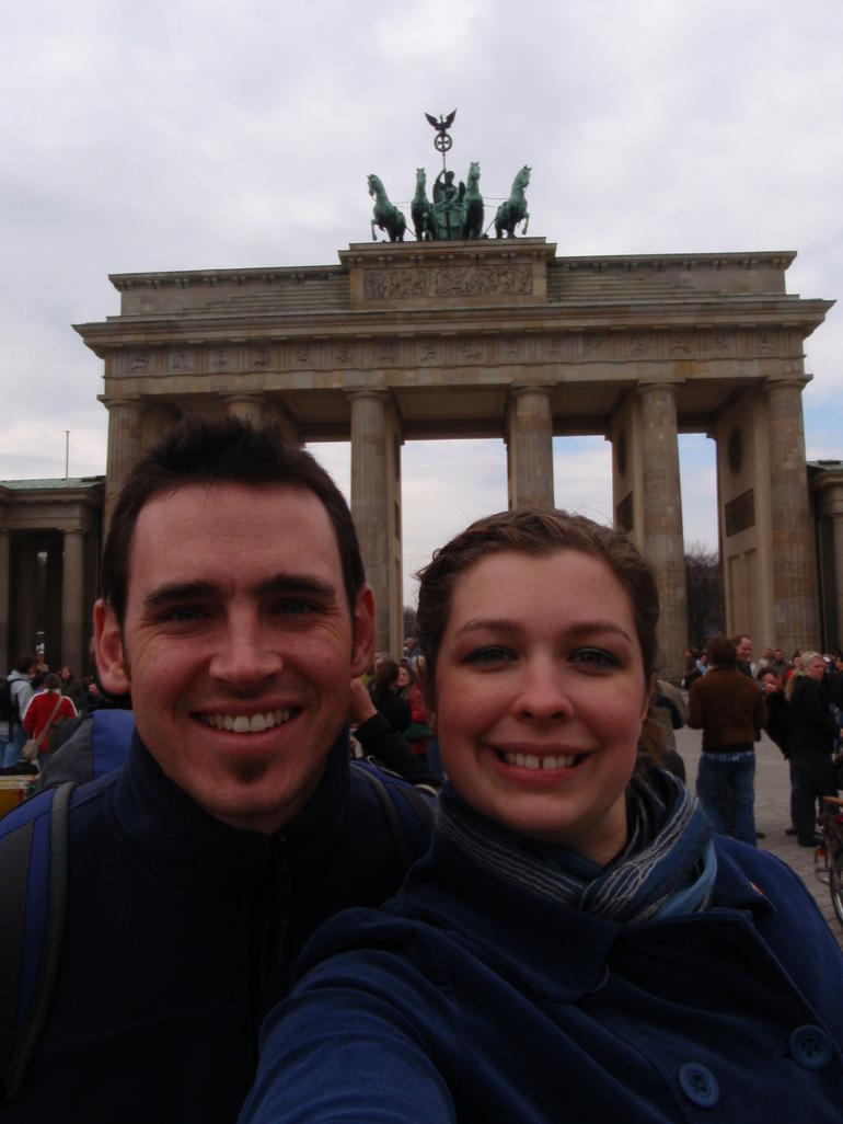 Brandenburg Gate, Berlin -