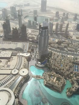 Amazing view from the 124th floor! , Tracy F - September 2015