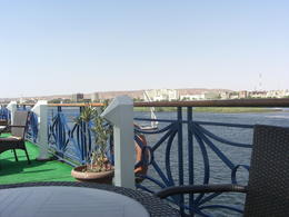 Just sailing up the Nile! , Christopher G - August 2012