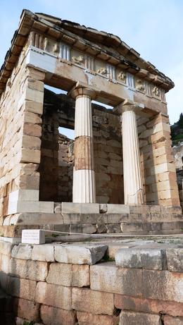 Photo of Athens 3-Day Classical Greece Tour: Epidaurus, Mycenae, Nafplion, Olympia, Delphi delphi