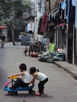 Photo of Shanghai Small-Group Shanghai Lanes and Alleyways Walking Tour DSC02539