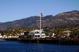 Photo of   Early morning at Stearns Wharf