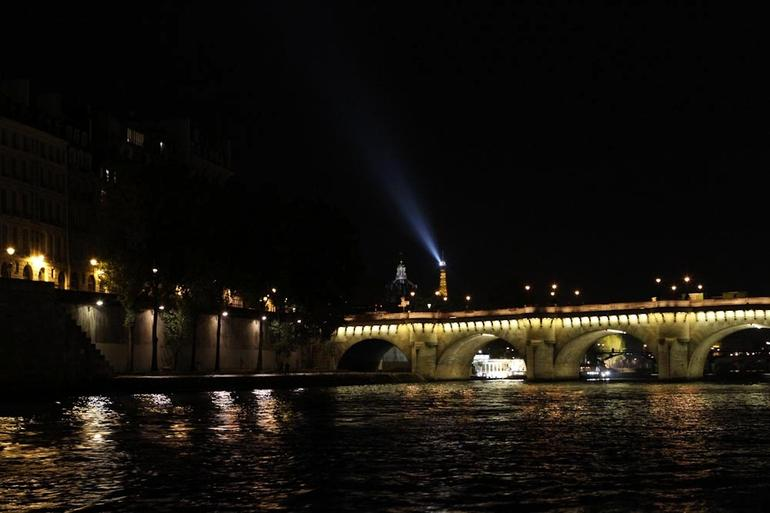 Eiffel Tower, Seine River Cruise and Paris Illuminations Night Tour - Paris