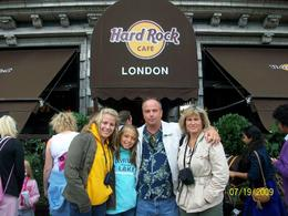 This was the First Hard Rock Cafe in the world!, Christopher M - July 2009