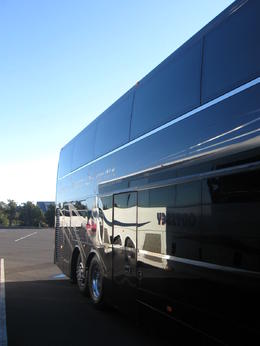 Photo of Las Vegas Grand Canyon South Rim Bus Tour with Optional Upgrades Heading to the South Rim
