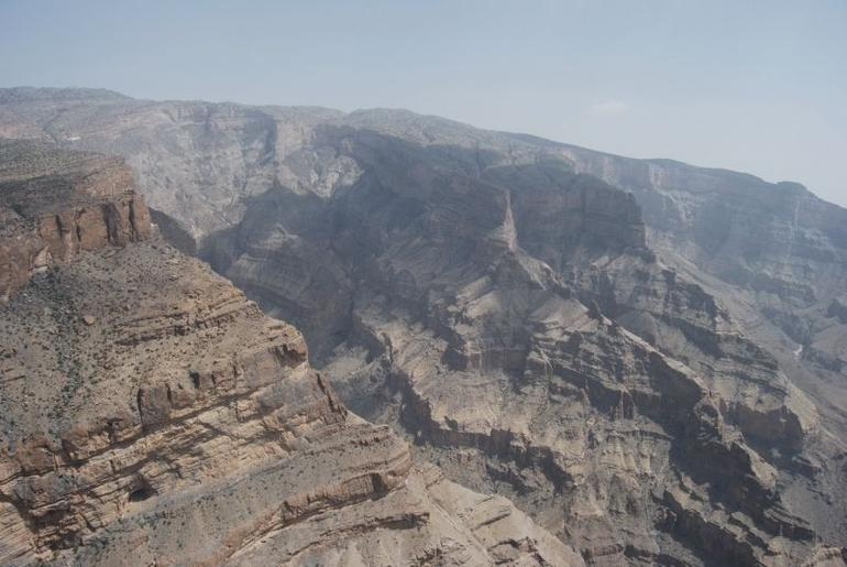 Jebel Shams - Muscat