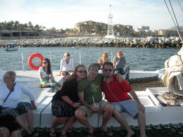 Photo of Los Cabos Cabos Original Sunset Cruise Jen, Robert & Jacob