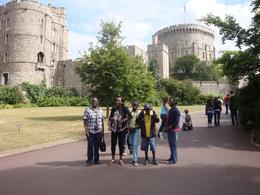 Photo of London Stonehenge, Windsor Castle and Bath Day Trip from London LaBorde & Watts Family at Windsor Palace