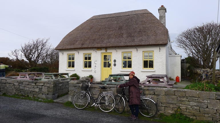 Lunch at Thatched Cottage - Dublin