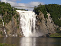 Photo of Quebec City Half-Day Trip to Montmorency Falls and Ste-Anne-de-Beaupré from Quebec Montmorency Falls, Quebec