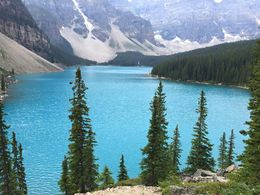 Moraine Lake , Antares R - August 2015