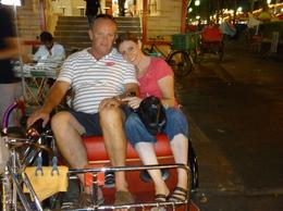 get intimate on the rickshaw - May 2012