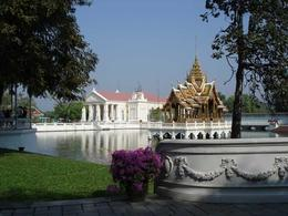 Photo of Bangkok Thailand's Ayutthaya Temples and River Cruise from Bangkok Summer Palace buildings