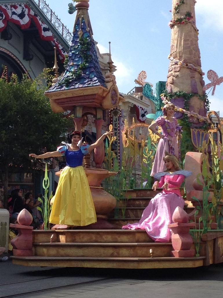 The Disney Princesses - Anaheim & Buena Park