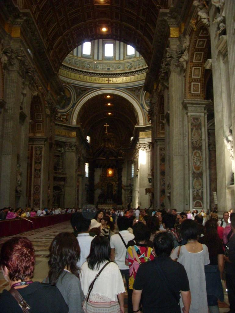 The Nave - Rome