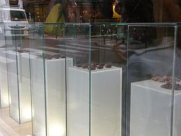This chocolate shop was so fancy, it was like walking into a jewelery shop selling diamonds!, Big Dog - February 2008