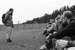 Photo of Berlin Sachsenhausen Concentration Camp Memorial Walking Tour The whole group