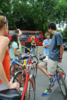 Photo of London London Royal Parks Bike Tour including Hyde Park Tour