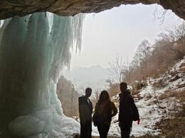 Photo of Xian 2-Day Private Qinling Mountain and Farmland Adventure from Xi'an Waterfall