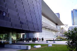 Gallery of Modern Art Main Entrance - May 2011