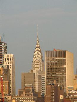 Photo of New York City The New York Pass Chrysler Building