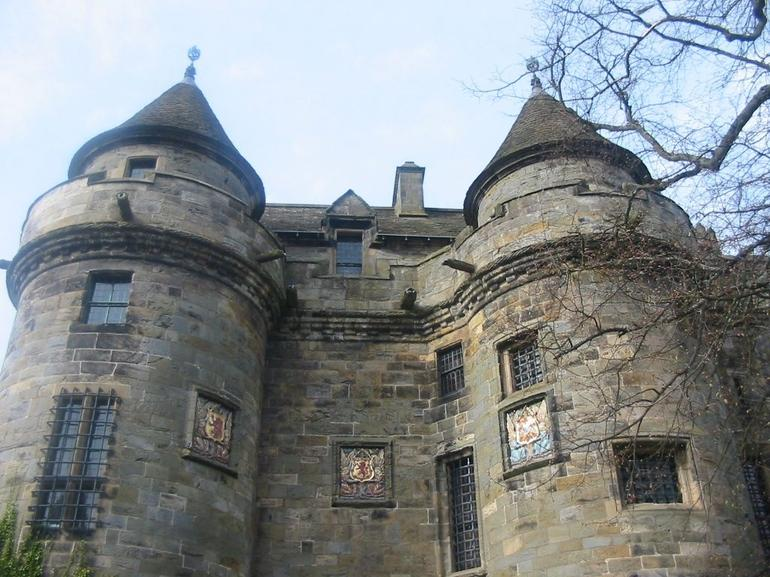 Falkland Palace - Edinburgh