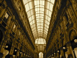 Photo of Milan Milan Half-Day Sightseeing Tour with da Vinci's 'The Last Supper' Galleria Vittorio Emanuele II