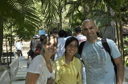 This is our funny and friendly guide. , Paulo A - January 2013