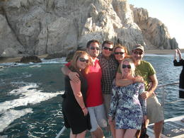 Photo of Los Cabos Cabos Original Sunset Cruise Good Friends, Fun Times!